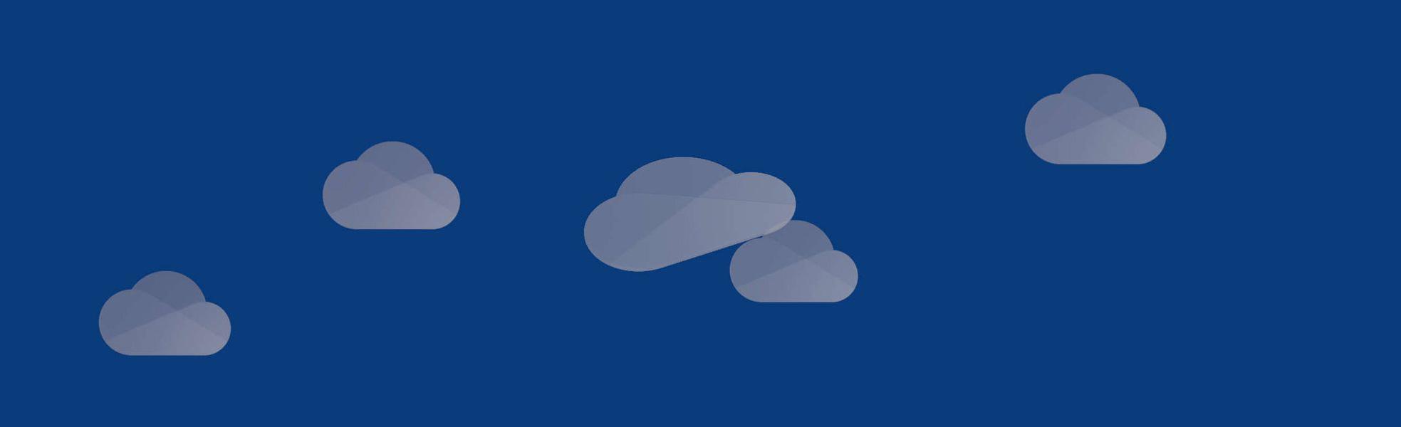 Microsoft OneDrive banner image