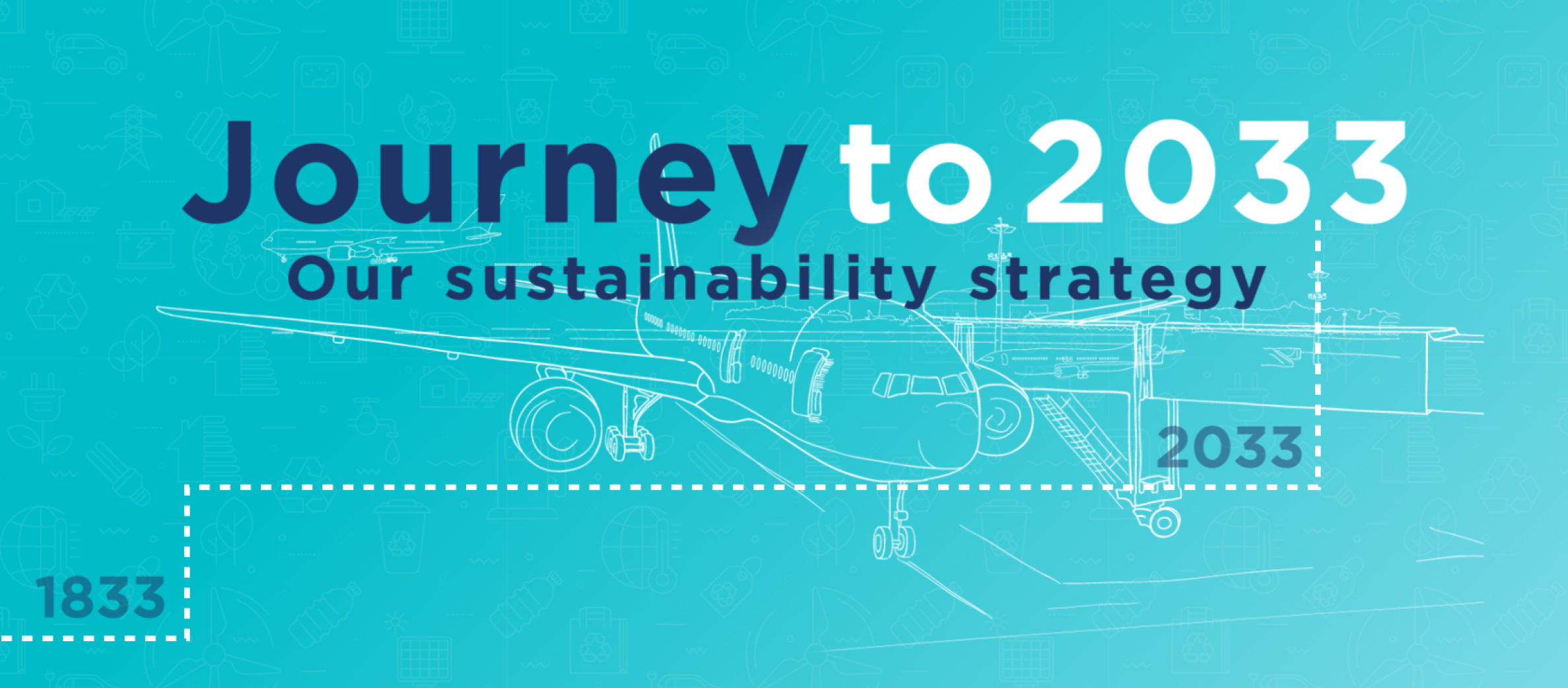 Sustainability strategy graphic